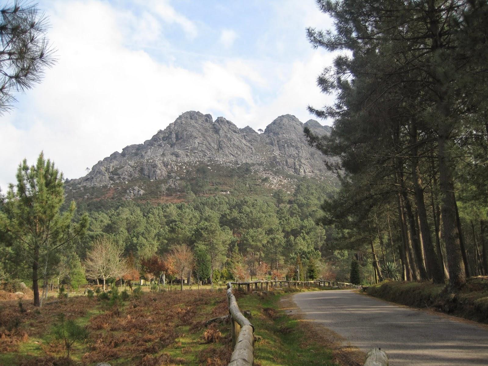 Monte Galiñeiro en Gondomar