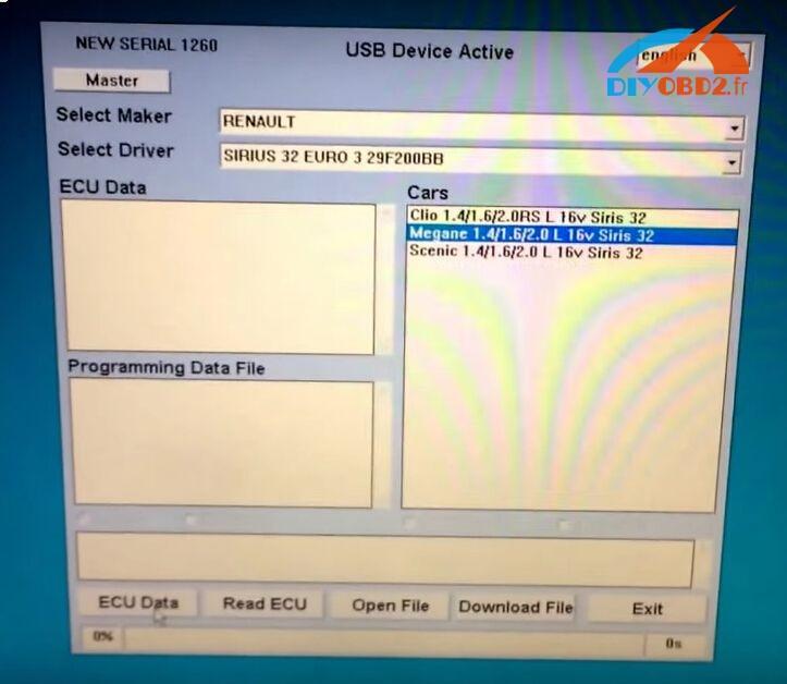 Honda HDS Key Programming avec HDS HIM diagnostic tool | vxdiag