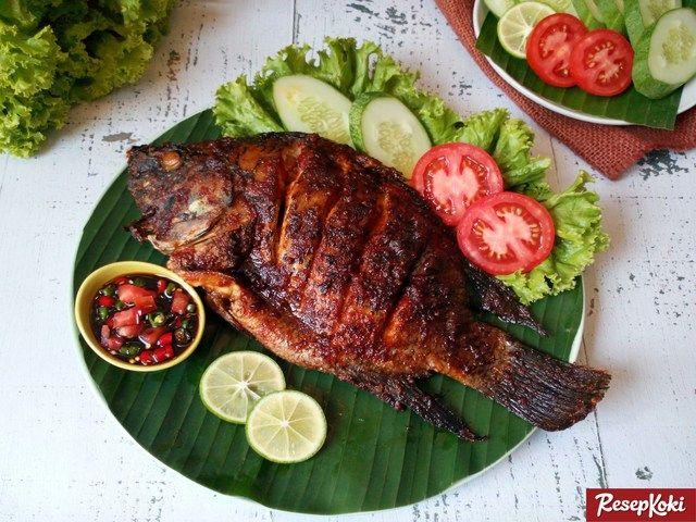 Gambardan Foto Ikan Mujair
