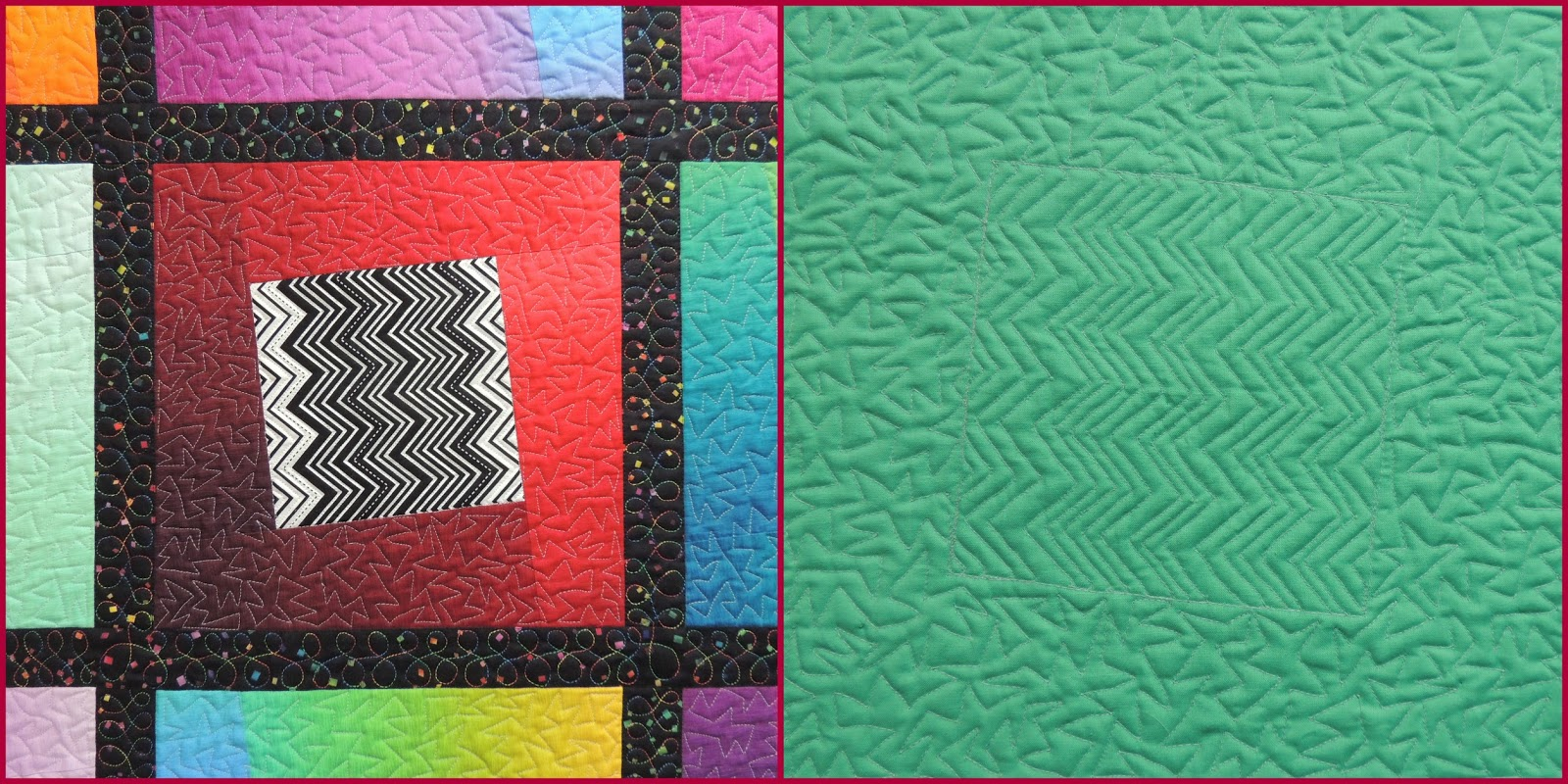 A Lustrous And Twisted Tale Of Two Sister Quilts