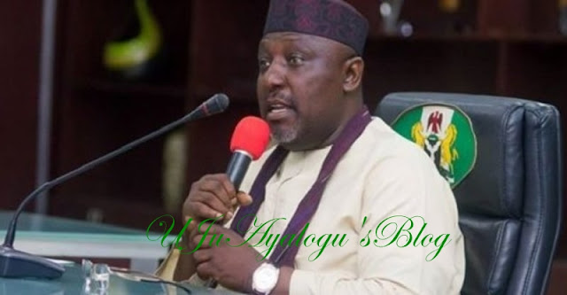 2019: Gov. Okorocha formally declares to run for Senate