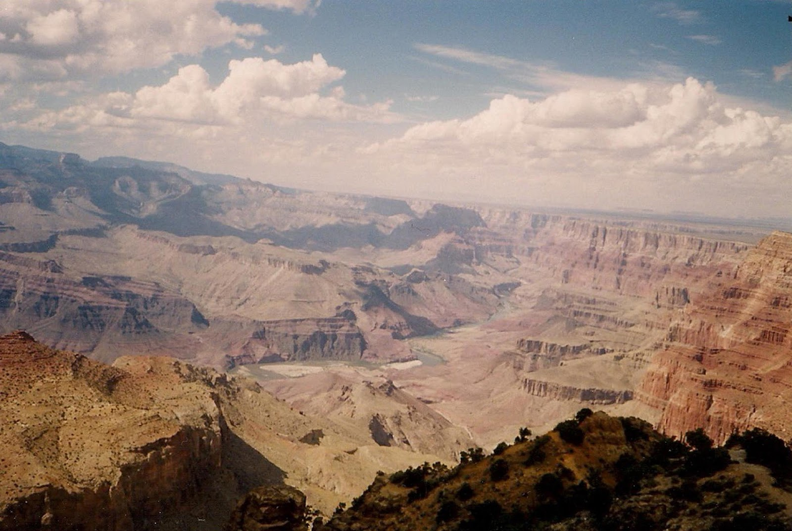 Grand canyon to tombstone