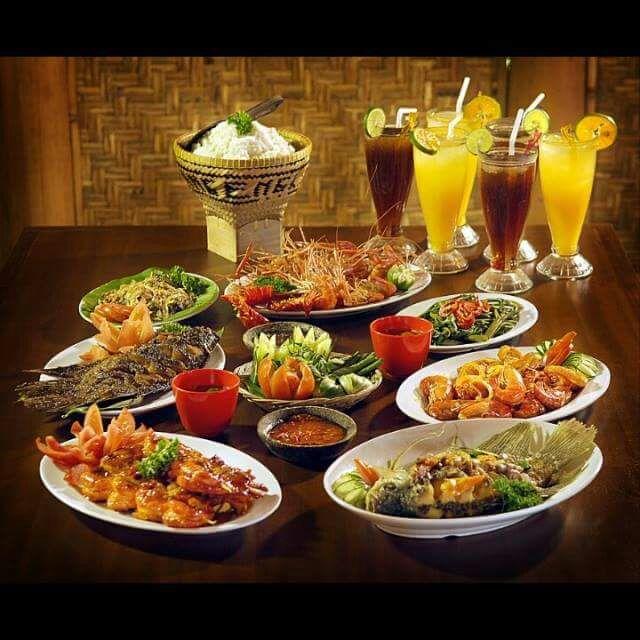 Mang Engking Cikarang Makan Lesehan Wisata Kuliner Nuansa
