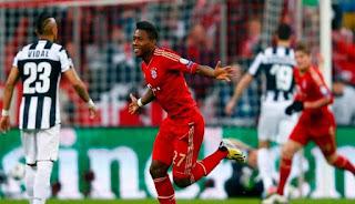 Juventus Harus Akui Kekuatan Bayern 4-2
