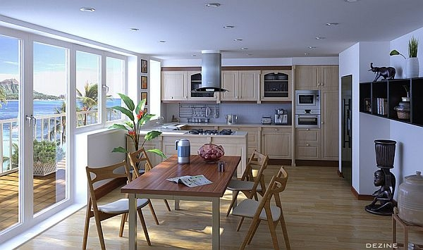 As Another Example The Rest Of Space At Top Cabinet Can Be Used A Work Area For Cutting Vegetables Check Inspiration