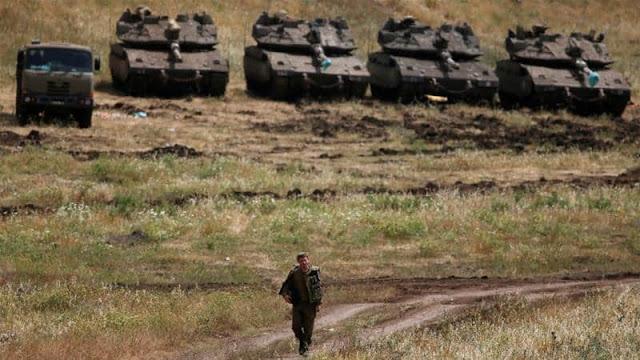 Setelah Klaim Al-Quds Miliknya, Penjajah Zionis Dorong AS Akui Golan di Suriah
