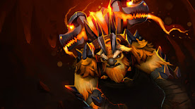 Earthshaker DOTA 2 Wallpaper, Fondo, Loading Screen