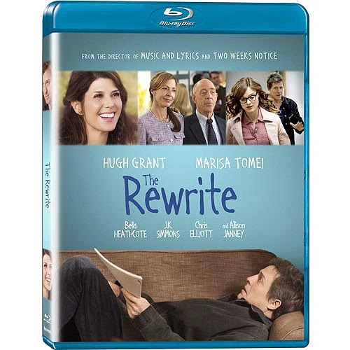 Blu-ray Review: The Rewrite