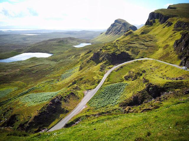 самое красивое место Шотландии