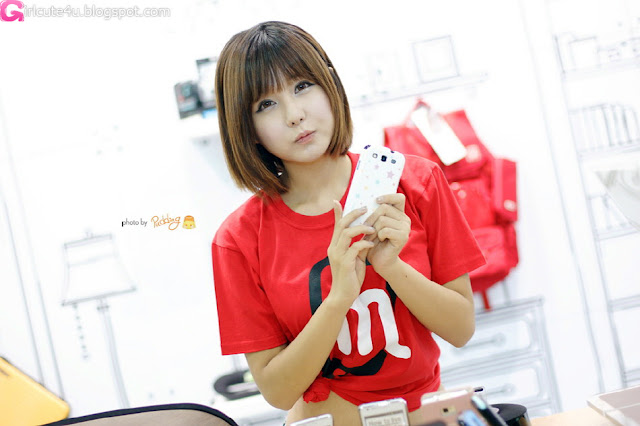 5 Ryu Ji Hye at KITAS 2012-Very cute asian girl - girlcute4u.blogspot.com