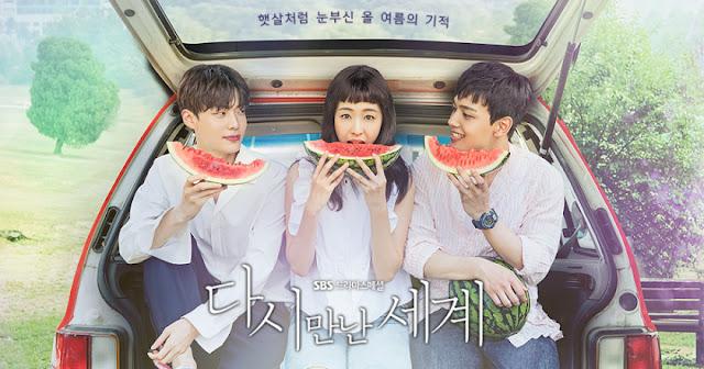 Download Drama Korea Reunited Worlds Batch Subtitle Indonesia