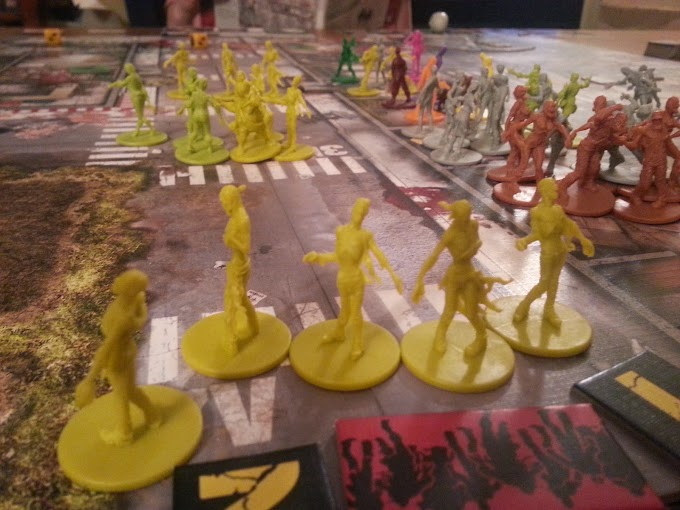 Zombicide (again), Asimov's 1979 (Part 4), So Early in the Morning