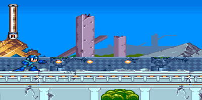 Megaman 7 [Español] - Captura 3