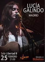 Concieto de Lucía Galindo en Libertad 8