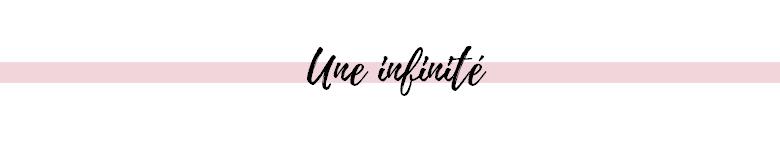 une infinité