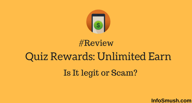 quiz rewards app review