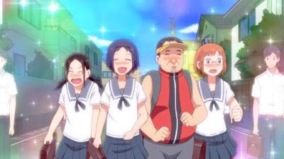جميع حلقات انمي Chio-chan no Tsuugakuro مترجم عدة روابط