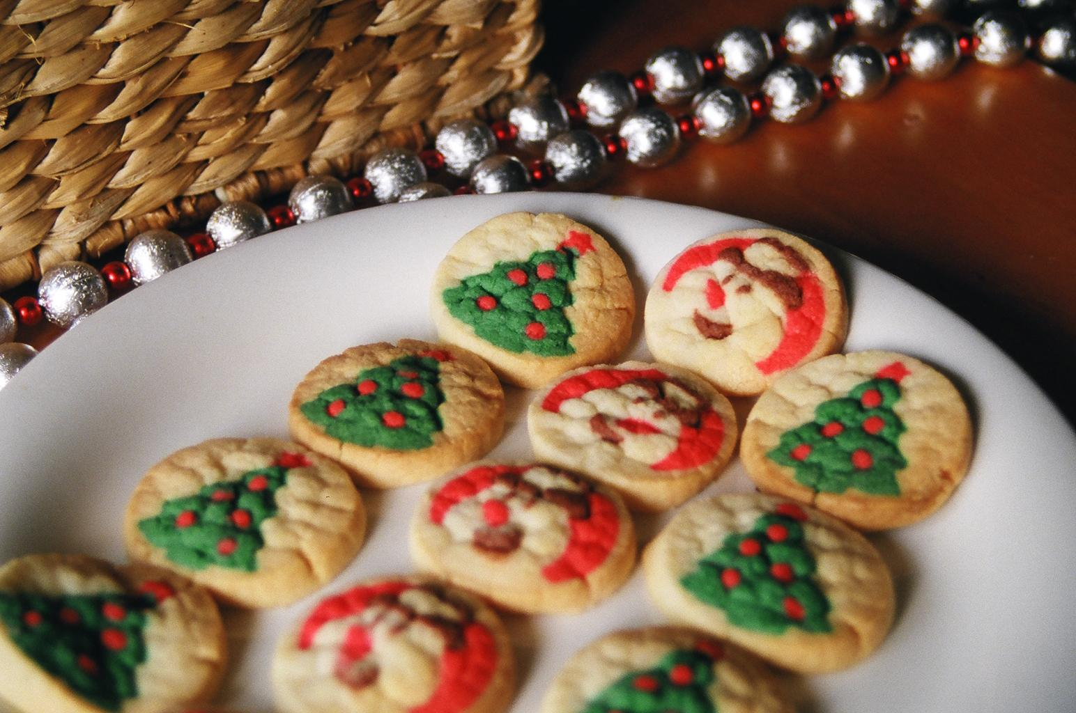 Pillsbury Christmas Cookies.Sydney Hoffman Pillsbury Christmas Cookies