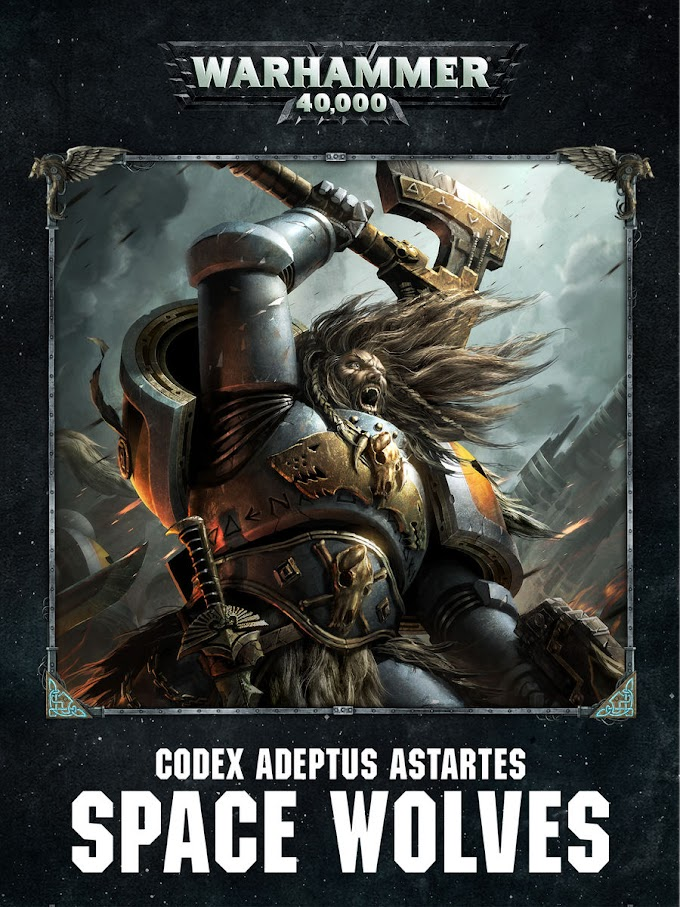 [PDF] Free Download Codex: Space Wolves Enhanced Edition By Games Workshop