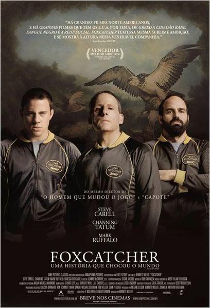 Foxcatcher – Uma História que Chocou o Mundo - HD 720p - Legendado
