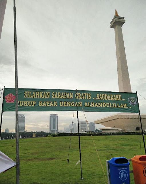 TNI Sediakan Bus Gratis untuk Peserta Aksi Damai Kembali ke Daerah