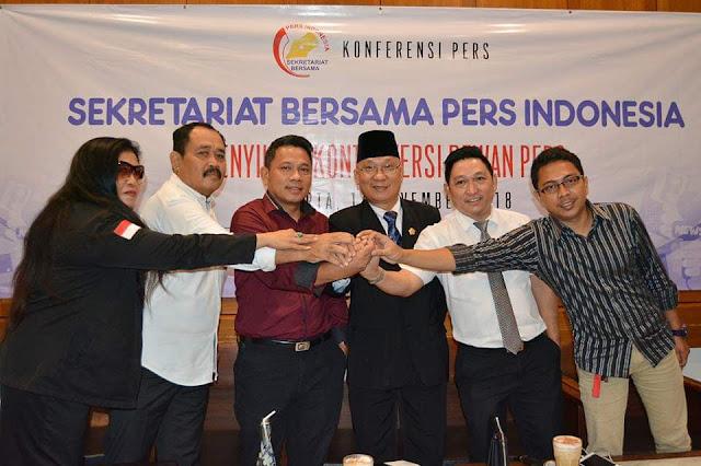 Sekber Pers Indonesia Menilai Keberadaan Kepengurusan Dewan Pers Selama Ini Cacat Hukum
