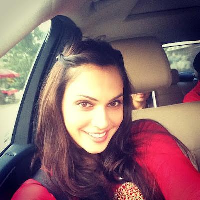 Isha Chawla In Green Saree Photos South Actress Saree Photos