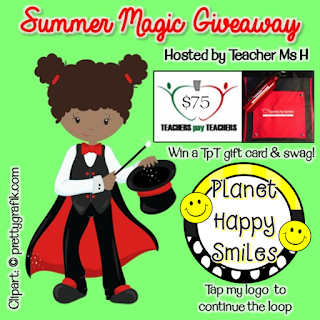 Planet Happy Smiles ~ IG Giveaway