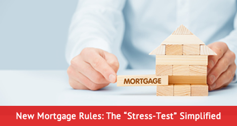How to Stress Test Your Mortgage 2018