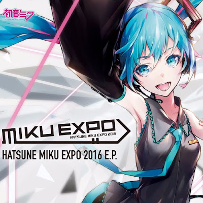 Download Blue Star - Hatsune Miku Expo 2016 EP