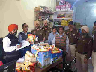 Food safety teams seize mustard oil