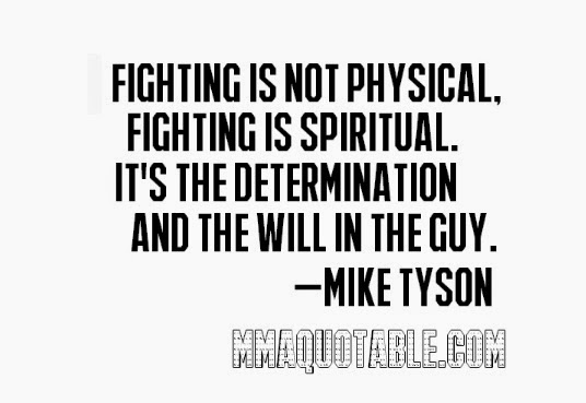 Quotes About Fighting The Good Fight: Motivational Quotes With Pictures: Mike Tyson Quotes