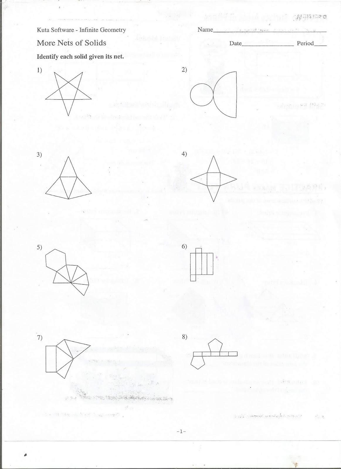 Geometry Radius Practice Worksheet