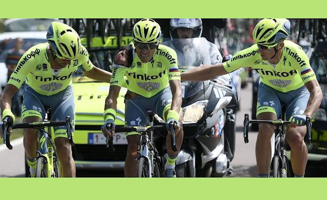 Todo en contra de Alberto Contador. ¿Que más se puede complicar?
