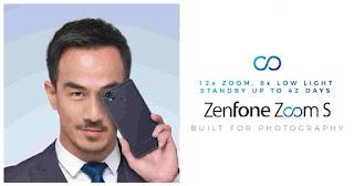 Cara Terbaru Flash Asus Zenfone Zoom S ZE553KL via AFT