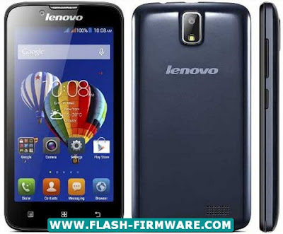 Cara Flashing Lenovo A328 Bootloop