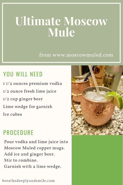 Ultimate Moscow Mule Recipe