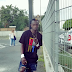 Photos: Patapaa Looks All Dapper as He Cool Off on A Vacation In France/UK