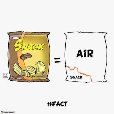 20 Meme Lucu 'Fakta' Ini Mengulik Fakta-fakta yang Bikin Ngakak