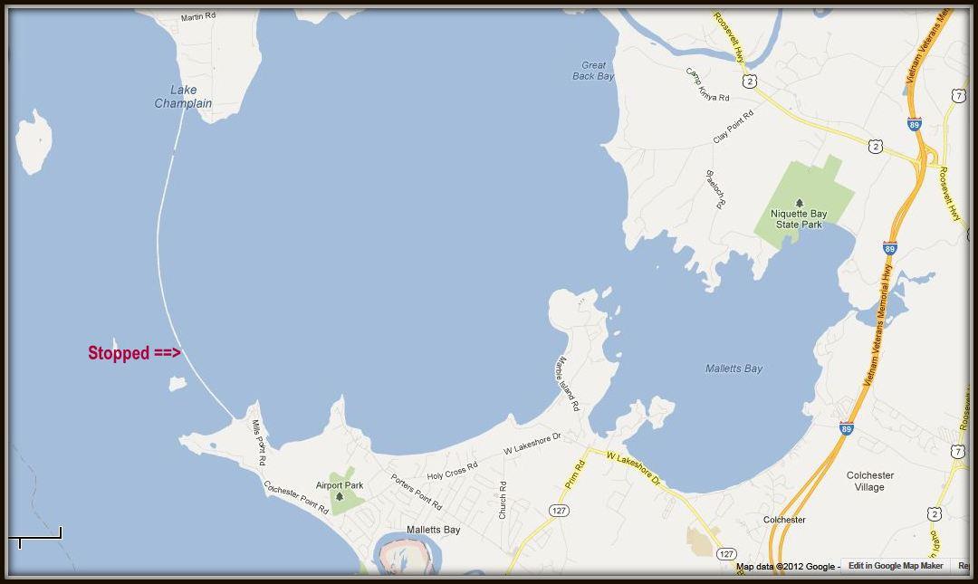 1HappyHiker Walking on Water The Island Line Trail in Burlington VT