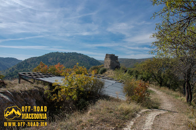 Carevi Kuli (Czar's Towers) - Strumica Fortress