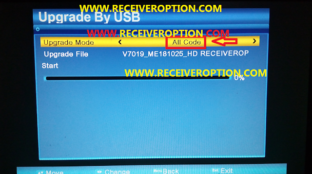 HOW TO SAVE CHANNEL DATA UPGRADE NEW SOFTWARE IN ALI3510C TYPE HD RECEIVER