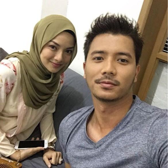 Fattah Amin komen hubungannya terkini dengan Neelofa