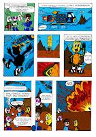 Fumetto Alessandro Comandatore - Pagina 11