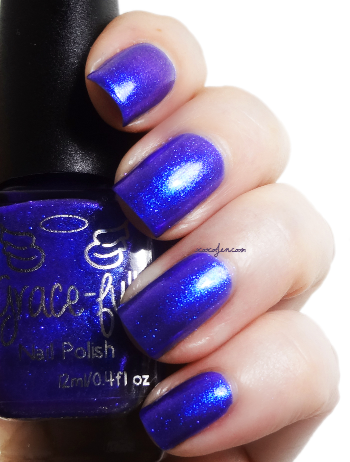 xoxoJen's swatch of Grace-full Do the Magic!