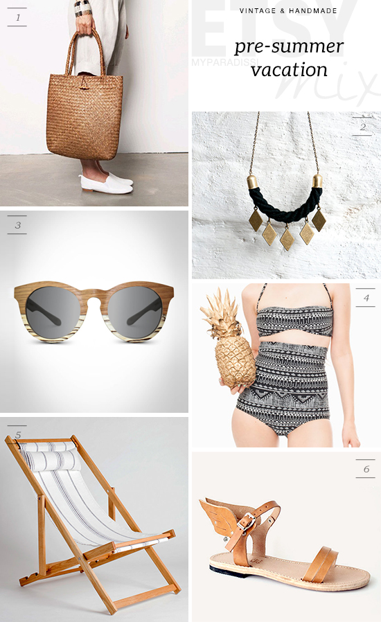 ETSY MIX: Pre-summer vacation | My Paradissi