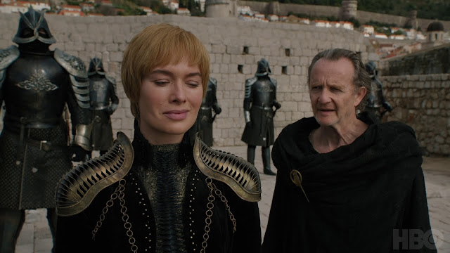 got season 8 episode one cersei lannister