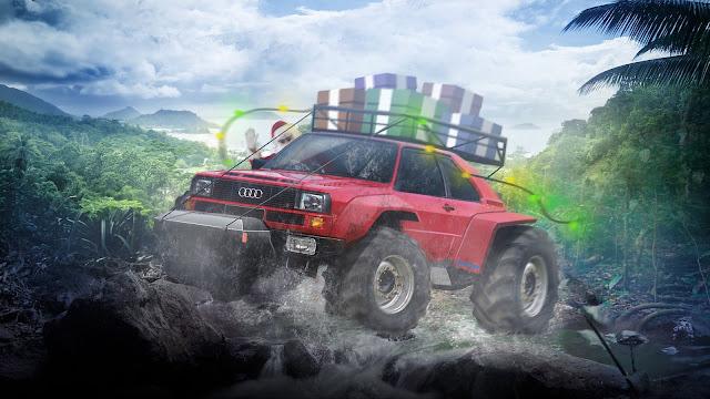 Audi Ur Quattro S1