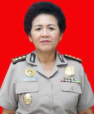 Kombes Pol Bekti Susilo Dewi