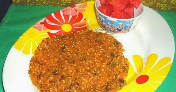 Sabudana Cake Recipe In Marathi: Sabudana Batata Thalipeeth Recipe